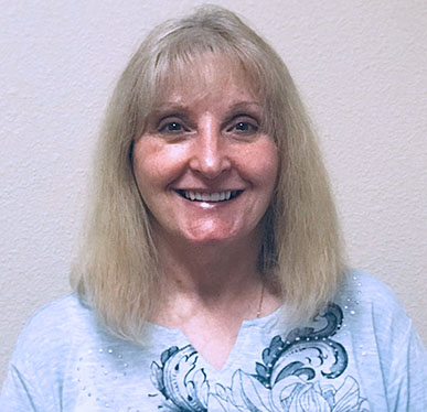Franceine Wells, new resident manager at Lucian Manor Senior Apartments in Chico