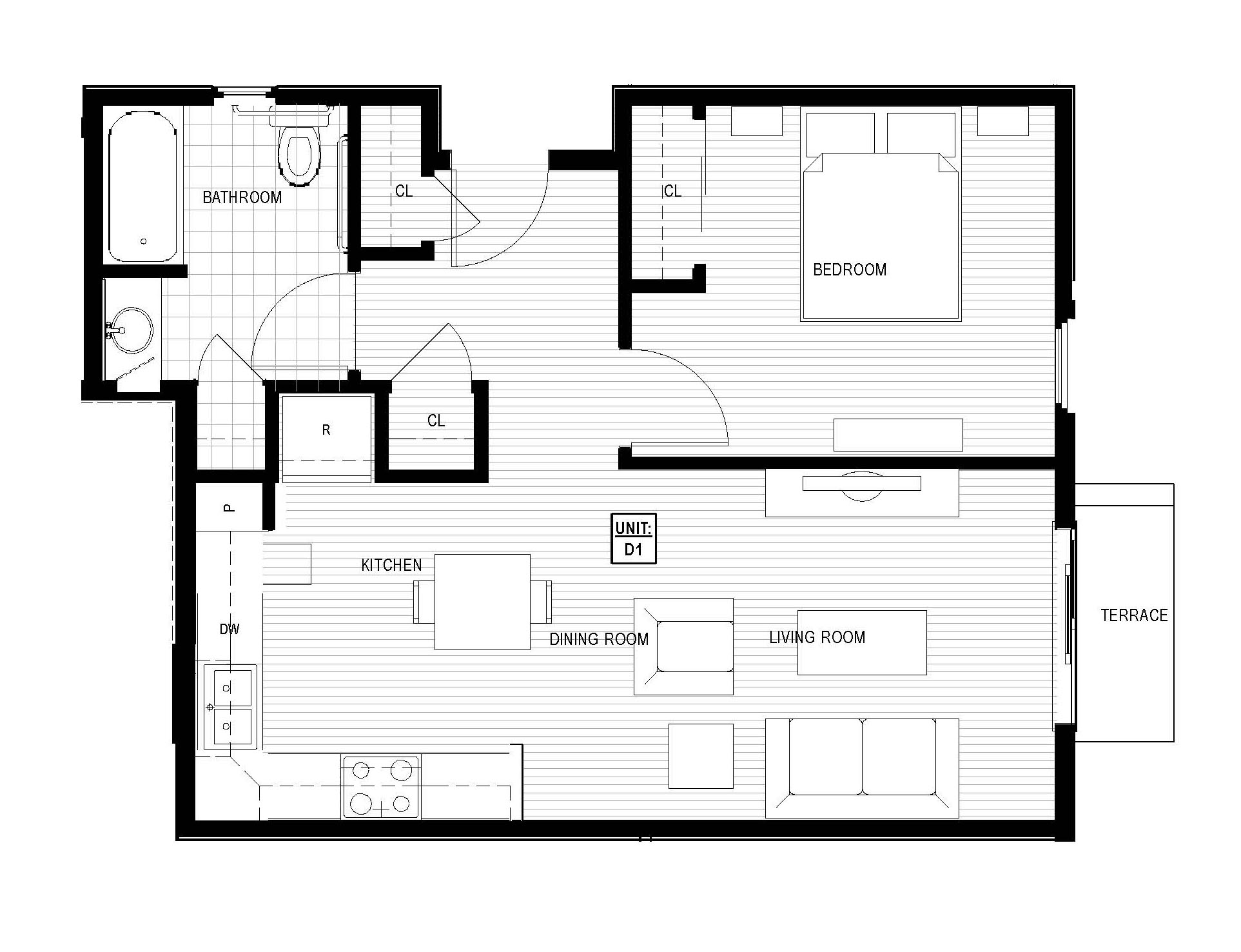 Maple Park Senior Apartments Community Housing