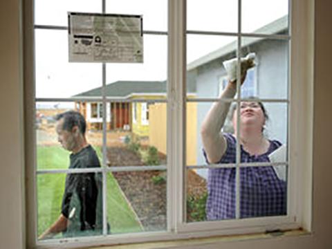 how to get community housing tasmania