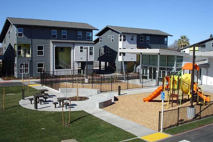 Maple Park Apartments Phase 1 Community Housing